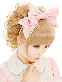 Sweet lolita. LOVE this wig.