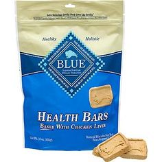 Blue Buffalo Health Bar Dog Biscuits 16 oz. Chicken Liver * Continue to the product at the image link. (This is an affiliate link and I receive a commission for the sales) #Pets