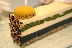 Paris Chez Sharon: AOKI חוויה יפנית בפריז Pastry Art, Pastry Chef, Treats, Japan, Cake, Sweet, Desserts, Food, Sweet Like Candy