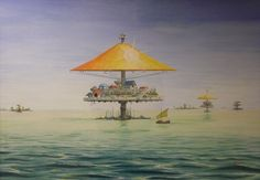 Ian S Bott - Artwork - Shade