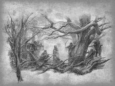 Tolkien Subject: Tolkien Artiist #3 : Alan Lee