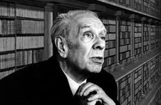 Born in Buenos Aires on August Jorge Luis Borges was an Argentine journalist, author and poet. The Library Of Babel, Late Modern Period, Going Blind, Ghost Pictures, Samuel Beckett, 24. August, Story Writer, Spanish Language, Mark Twain