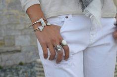 bracelets marbre blog mode