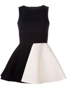 Fausto Puglisi Flared Dress