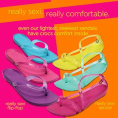 Remember wearing jellies as a kid? We made a grown-up version that's just as fun.