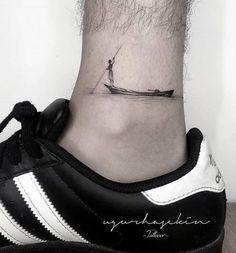 Leg tattoo designs - Badass leg tattoos for men and women . - Leg tattoo designs – Badass leg tattoos for men and women – # Designs … – Tattoo - Mini Tattoos, Little Tattoos, Body Art Tattoos, New Tattoos, Sleeve Tattoos, Word Tattoos, Fitness Tattoos, Men's Leg Tattoos, Strength Tattoos