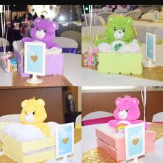 95 Best Care Bears Theme Party Images In 2018