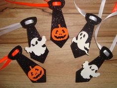 Diy Halloween, Halloween Games, Diy Bow, Diy Ribbon, Holiday Hair Bows, Fantasias Halloween, Pet Shop, Dog Clothes Patterns, Diy Crafts For Kids