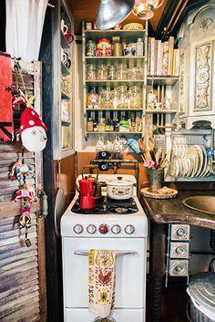 Tiny House, Tremendous Style - New Hampshire Magazine - March 2017