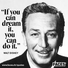 Walt Disney - quote