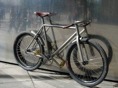 mountain bike to fixie - Buscar con Google