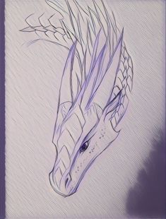 Most up-to-date Pictures dragon drawing sketches Style Is there much real distinction between illustrating and sketching? So that you can response to this conundrum, let's Fantasy Drawings, Cool Drawings, Fantasy Art, Cool Dragon Drawings, Dragon Head Drawing, Pencil Drawings, Drawing Pictures, Realistic Drawings, Animal Sketches