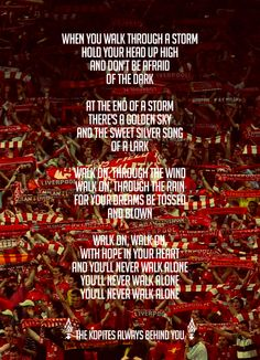 YNWA Reds, Liverpudlian is always with you, so win for the 19th!