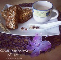 Simil Panfrutta All-Bran Kelloggs, bizcochitos Frutta&Fibra