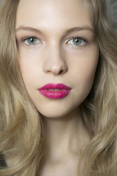 Is matte pink on your list for Spring?
