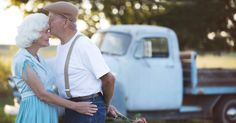 Couple Celebrates 57 Years Of Marriage With 'Notebook'-Themed Photoshoot