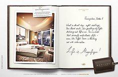"Hotel Sofitel ""Life Is Magnifique"" print ads | Brooklyn Art Project"