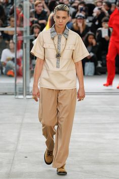 The Top Runway Trends of Spring 2017: Working Girls - Koché