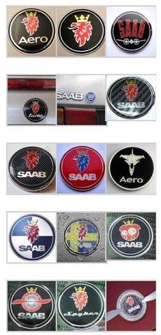 Saab 9 3 Viggen, Saab Convertible, Saab 9 3 Aero, Sax Man, Saab 900, Classy Cars, Car Logos, Hood Ornaments, Buick Logo