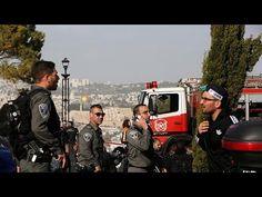 Israel: truck 'rams soldiers' in Jerusalem killing 4. Driver was shot dead on the spot - Police investigates as for terror attack Reblogged from Euronews (English) on YouTube - link https://www.youtube.com/watch?v=A-qYIkqg0F0 The rights for this video belong to Euronews