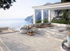 Incredible View and perfect patio. Exterior tiles. Polis - Tuareg - Gres porcellanato