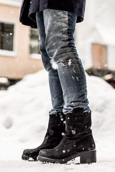 Talvisia vierailuja, Dots Pop Up Store | Kuva: Jarno Jussila