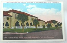 NORTH-FACADE-LELAND-STANFORD-JR-UNIVERSITY-PALO-ALTO-CALIFORNIA