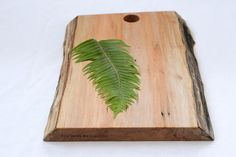Cutting Board, Natural Edge Salvaged Wood 863, Ready to Ship