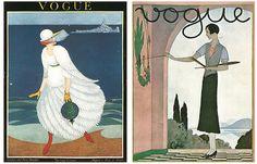 Revive las fantásticas portadas de Vogue  @Cdperiodismo