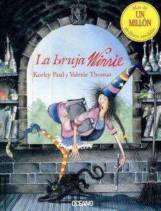 La Bruja Winnie  libro d ela bruja
