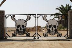 Namibia - Skeleton Coast Gate