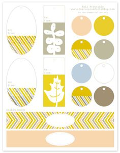 For the love of free labels part 4 i do it yourself how to make printable tags with free printable labels to organize your home beautifully these free printable label templates include blank labels solutioingenieria Image collections