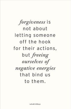 Top 25 forgiveness quotes (you forgive someone for your own sake)