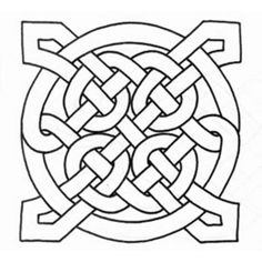 free celtic knot patterns - Google Search