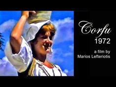 CORFU 1972 - ΚΕΡΚΥΡΑ Gold Star winning movie at the London TEN BEST Festival ! (old version)