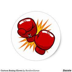 - Baskets and Boxes - Pegatina Redonda Guantes de boxeo del dibujo animado Thor 2, Senior Olympics, Blanket Basket, Basket Crafts, Boxing Girl, Rock Painting Designs, Boxing Gloves, Cute Icons, Printable Stickers