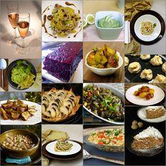 Πάσχα χωρίς κρέας για το χορτοφαγικό τραπέζι   Pandespani Table Settings, Menu, Vegan, Menu Board Design, Place Settings, Vegans, Tablescapes