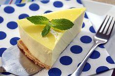 Bea, Recetas y más | Recetas fáciles y sencillas: Tarta de queso y limón (TMX)