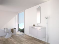 Gloss White Spanish Decorative Wall Tiles, By Baldocer. Only $31/m2 at TFO.