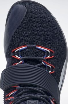 Known as The Fittest Man in History Rich Froning Jr. joins the Nano franchise with these mens shoes. They were designed to fulfill all the needs of an elite athlete. The innovative lacing system has three parts to symbolize Fronings three priorities faith