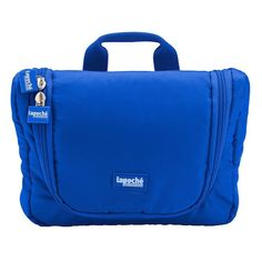 La Poche Travel Toiletry Organiser Bag | Blue | from $24.95