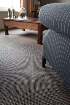 Jabo tapijt Sisal - grijs - 9423