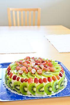 Scandi Home: Retro Mothers Day Cake