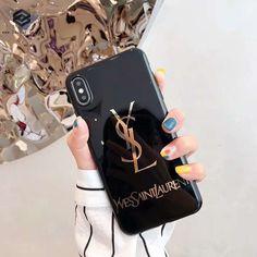 Silicone Iphone Cases, Iphone Phone Cases, Iphone Se, Iphone 8 Plus, Saint Laurent Paris, Apple Iphone 6, Chanel Iphone Case, Plus 8, Coque Iphone