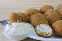 JULIA Y SUS RECETAS: Nuggets de pescado caseros