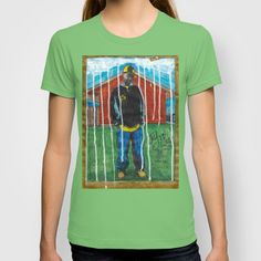 DEAD RAPPERS SERIES - J. Dilla T-shirt by Ibbanez - $18.00