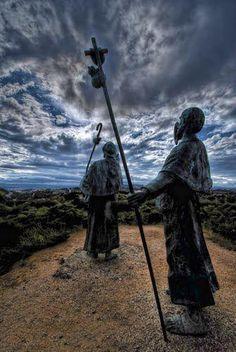 I really want to go on a pilgrimage on el camino de Santiago