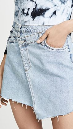 Enjoy exclusive for Blank Denim Acid Trip Skirt online - Liketopbrands Blank Denim, Cropped Wide Leg Jeans, Spanx Faux Leather Leggings, Acid Trip, Fast Fashion, Womens Fashion, China Fashion, Online Shopping Stores, Summer Outfits