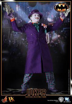 hot toy joker 1989