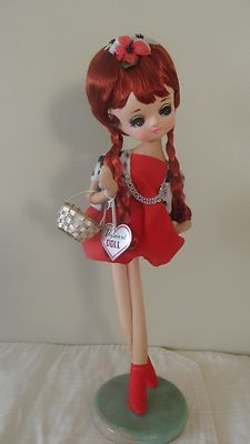 """Vintage Japanese Pose Doll by Voguemont Has Tags and 15"""" Tall   eBay"""
